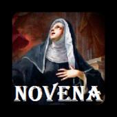 Novena a Santa Mónica icon
