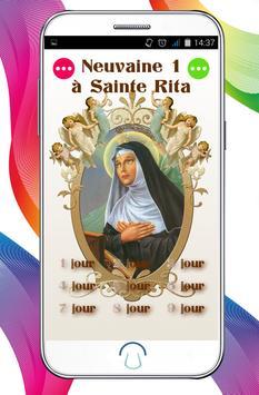 Sainte Rita de Cascia poster