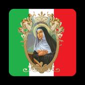 Santa Rita da Cascia icon