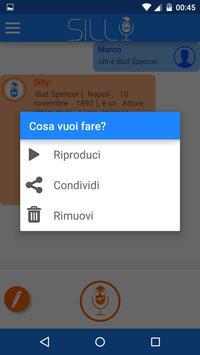Silly - Assistente Volgare apk screenshot