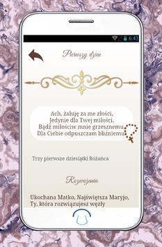 Nowenna do Matki Bożej rozwiązującej węzły apk screenshot