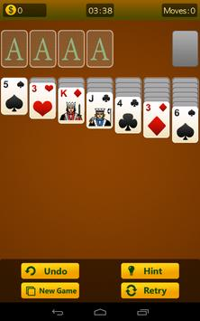 Solitaire Fun apk screenshot
