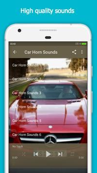 Car Horn Sounds apk screenshot