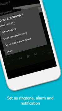 Drum Roll Sounds apk screenshot