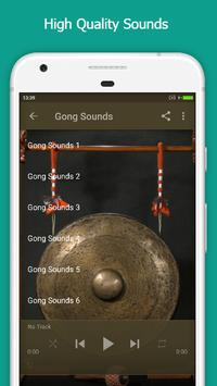 Gong Sounds apk screenshot