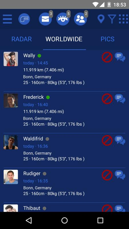 Gay Messenger for Android - APK Download