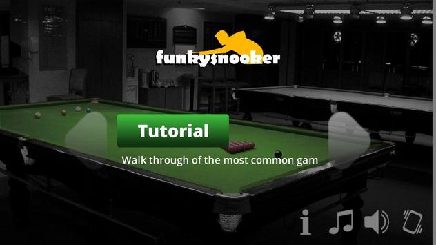 Funky Snooker apk screenshot