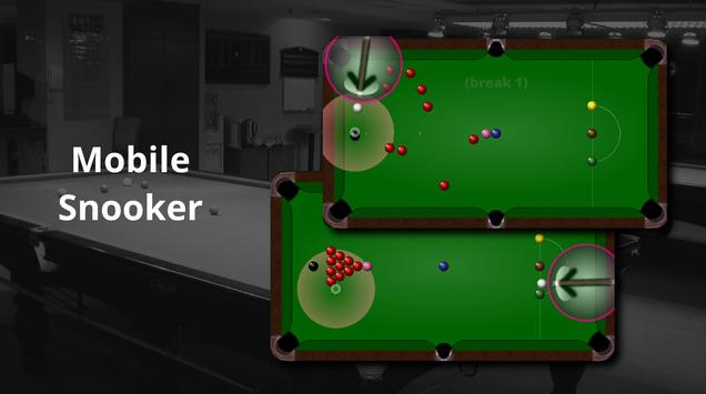 Funky Snooker poster