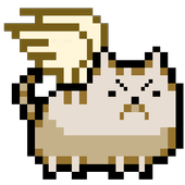 Angry Flappy Cat icon