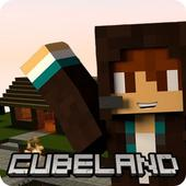 CubeLand PE -- Survival Craft icon