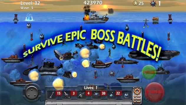 Epic Sea Battle Sub Pirates screenshot 7