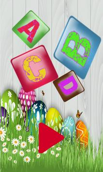 ABC KIDS Puzzle Game 4+ Age poster