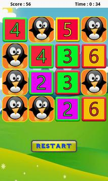 KIDS Memory Match - Numbers apk screenshot