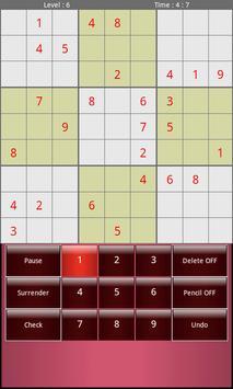Kids Sudoku Free apk screenshot