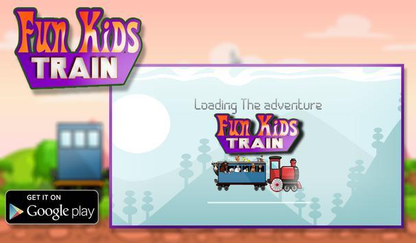 Circus Fun Train For Kids poster