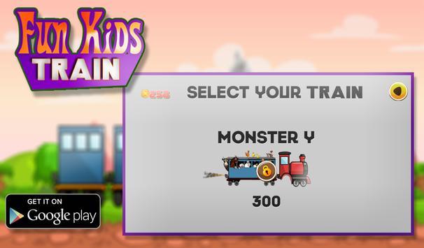 Circus Fun Train For Kids screenshot 1