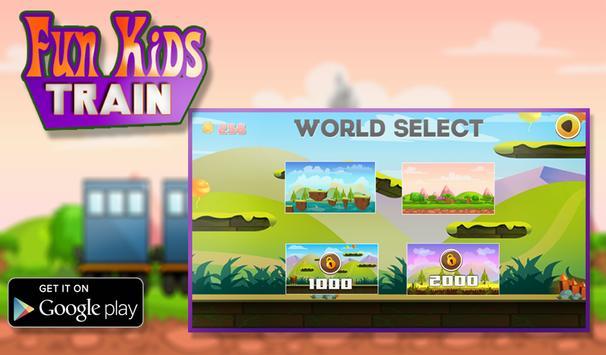 Circus Fun Train For Kids screenshot 2
