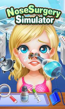 Nose Surgery Simulator poster
