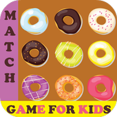 Donut Popping Match icon