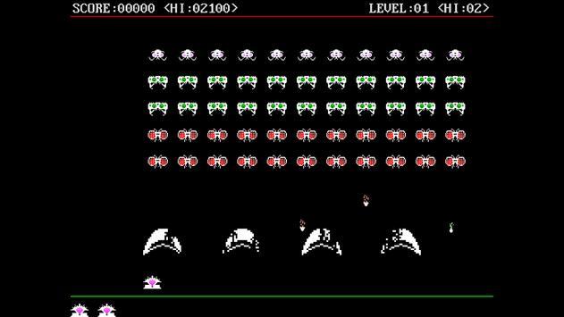 Funk Invaders screenshot 1