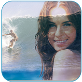 Collage Photo Blender Cam Mix –Dual Overlay Camera icon