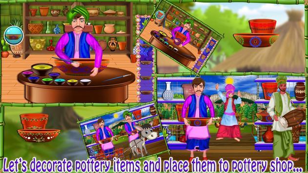 Create Pottery Shop screenshot 5