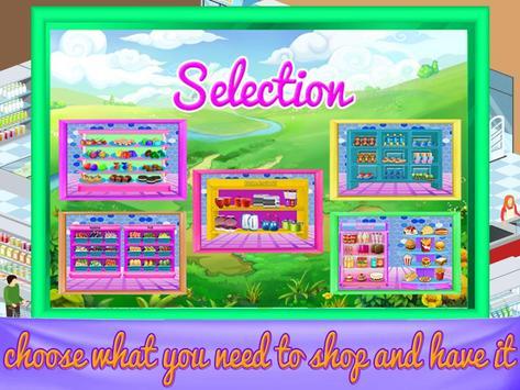 Supermarket Shop Cash Register screenshot 1