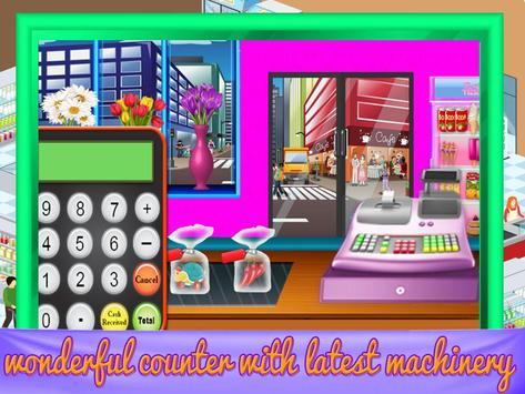 Supermarket Shop Cash Register screenshot 3