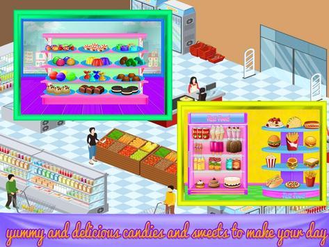 Supermarket Shop Cash Register screenshot 5