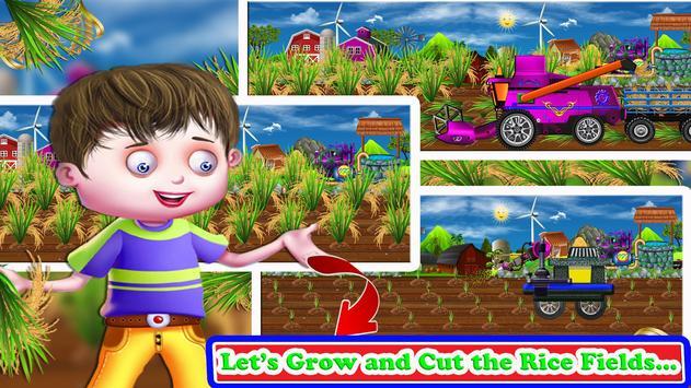 Rice farming simulator screenshot 13