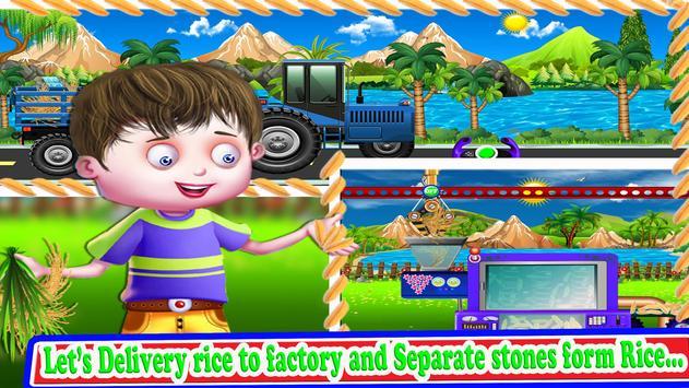 Rice farming simulator screenshot 2