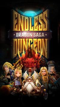 ENDLESS DUNGEON : DRAGON SAGA poster