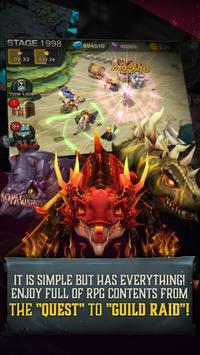 ENDLESS DUNGEON : DRAGON SAGA screenshot 4