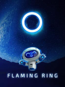Flaming Ring apk screenshot