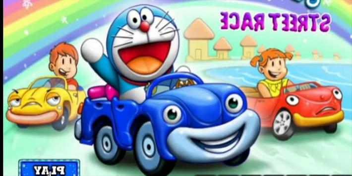New Subway Doraemon Racing Adenture poster