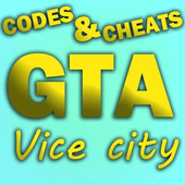 Codes for GTA Vice City (PC) आइकन