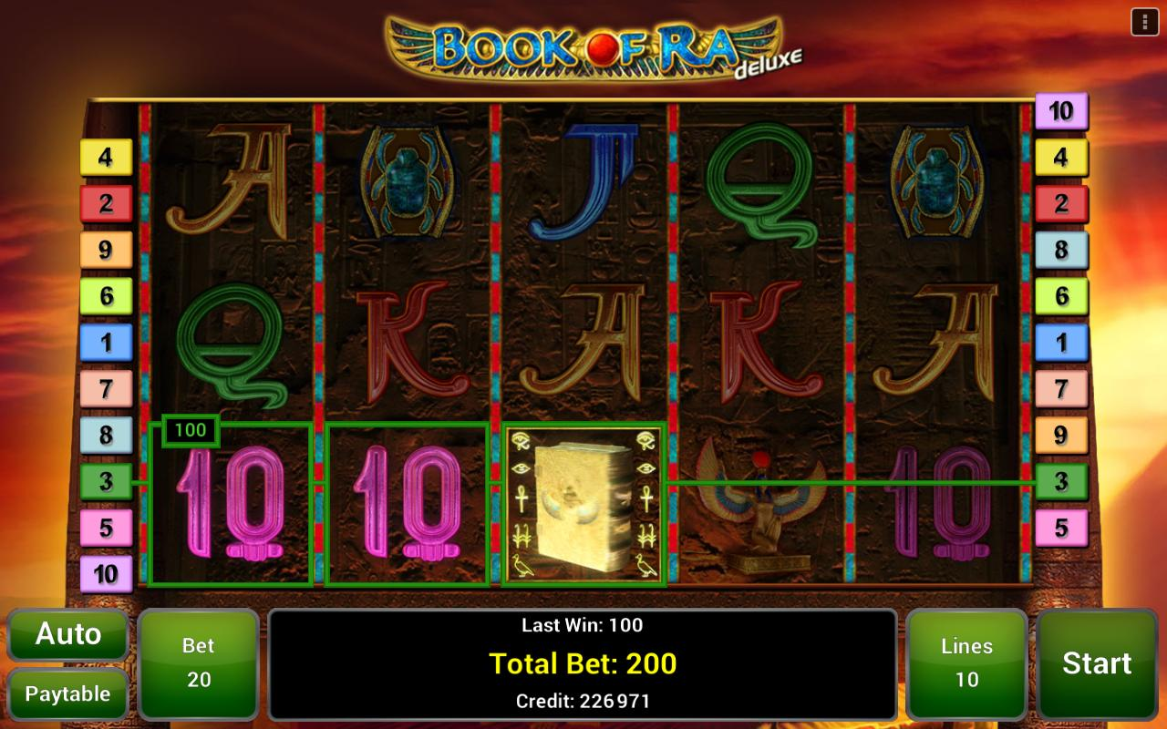 book of ra 2 apk