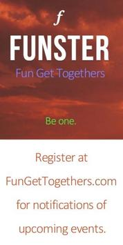 FUNSTER Get-Togethers 스크린샷 4