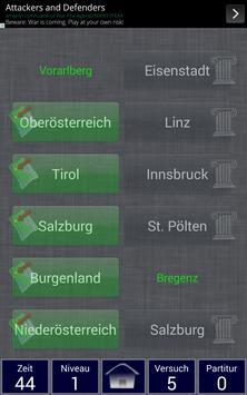 Austria States Geography Free screenshot 1