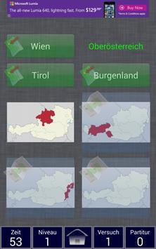 Austria States Geography Free screenshot 2
