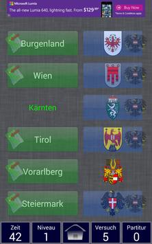 Austria States Geography Free screenshot 3
