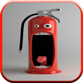 Fun Firefighter Games For Kids icon