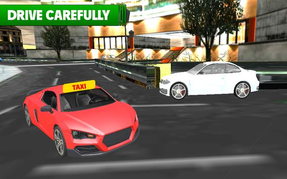 Real City Taxi Sim apk screenshot