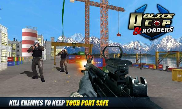 Police Cops and Robbers apk screenshot