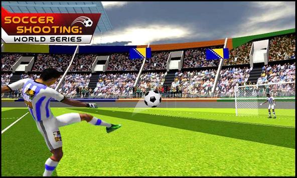 Soccer Shooting : World Series screenshot 16