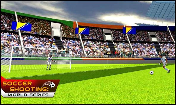 Soccer Shooting : World Series screenshot 3