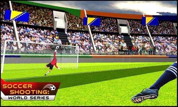 Soccer Shooting : World Series screenshot 4