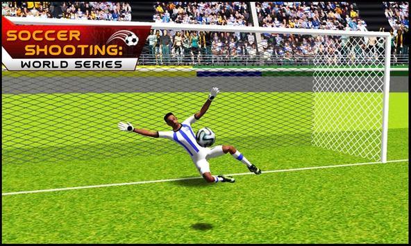 Soccer Shooting : World Series screenshot 5