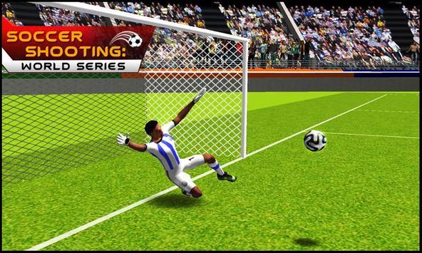 Soccer Shooting : World Series screenshot 6