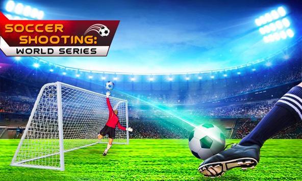 Soccer Shooting : World Series screenshot 7